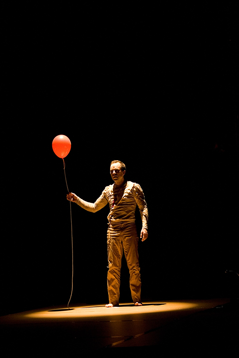 compagnie 9.81 at patravadi theatre, arun amarin road, bangkok